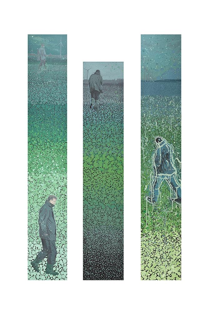 L'Arpenteur, série, mars 2011 (2)