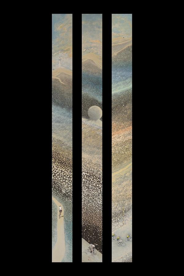 On a pédalé sur la lune, 2010 047