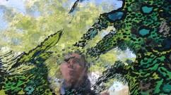 autoportrait au miroir 6, 2013, photographie